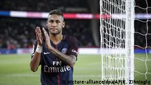 Frankreich Paris Saint Germain vs Toulouse Neymar (picture-alliance/dpa/AP/K. Zihnioglu)