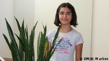 Lernerporträt Betül aus der Türkei