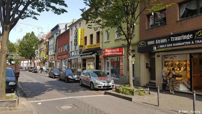 Cologne's Keupstrasse