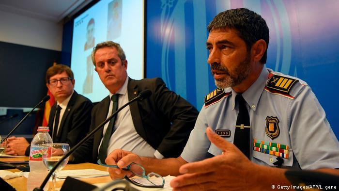 Justicia española cita por sedición a Josep Lluis Trapero