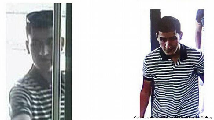 Підозрюваний у здійсненні теракту в Барселоні Юнес Абуяакуб