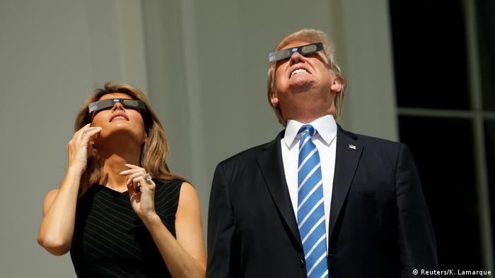 Eclipse solar nos EUA
