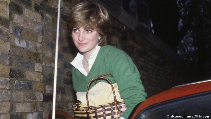 London Lady Diana Spencer (picture-alliance/AP Images)
