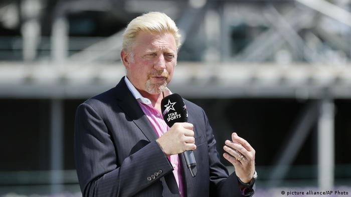 Boris Becker (picture-alliance/AP Photo/P. Klaunzer)