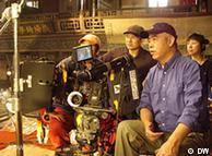 刘霞邀请代领奖人物之一著名导演陈凯歌