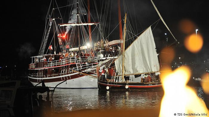 Brodovi na moru