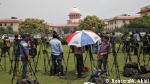 Indien Entscheidung des Obersten Gerichtshofes zu muslimischen Scheidungsregeln PK Farha Faiz in Neu Delhi