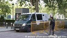 Symbolbild Spanien Madrid Gericht