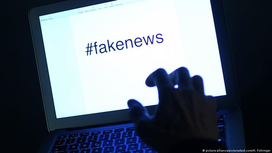 BRUSSELS IN FAKE NEWS CRACKDOWN