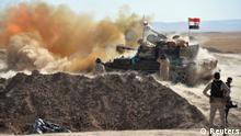 Irak Bodenoffensive auf die Stadt Tal Afar