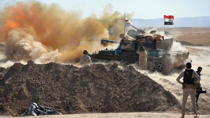 Iraqi forces in final push to retake Tal Afar