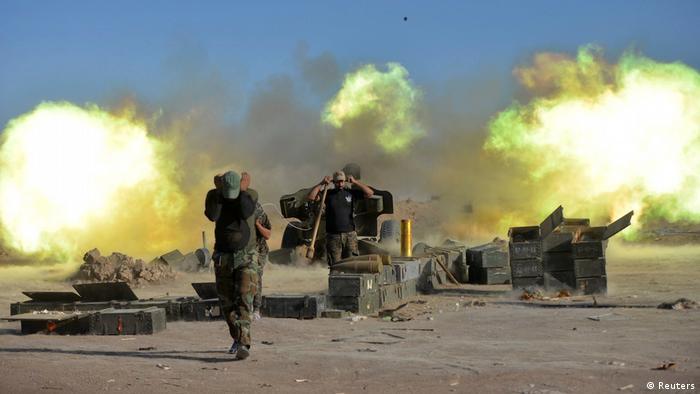 Irak Bodenoffensive auf die Stadt Tal Afar (Reuters)