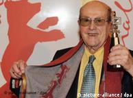Manoel de Oliveira recebe 'Berlinale Kamera' no festival de Berlim