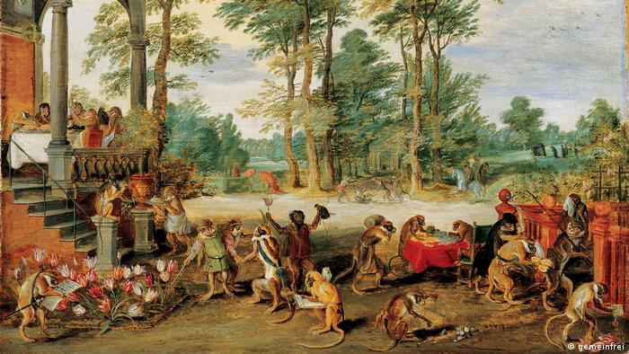 Painting by Jan Brueghel the Younger, later 17th century