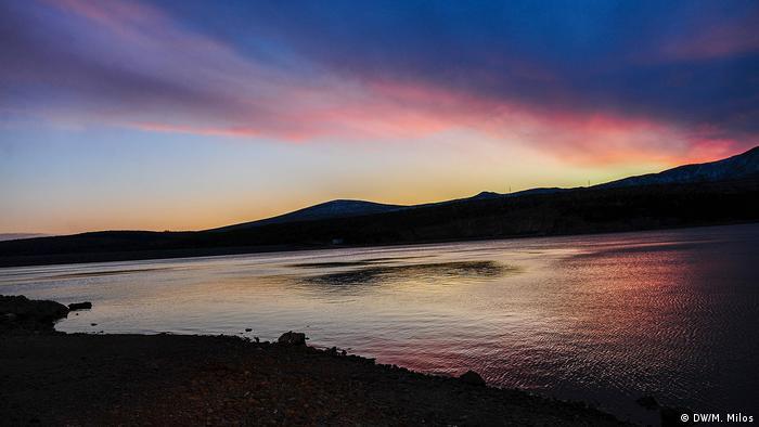 Jezero Peruća