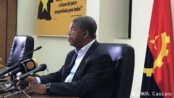 Angola Luanda Joao Lourenco