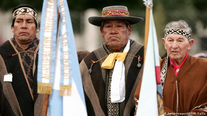 El genocidio mapuche
