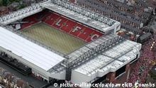 UK | Luftaufnahme Stadion Anfield Road nach dem CL-Finale FC-Liverpool vc AC Mailand 2005