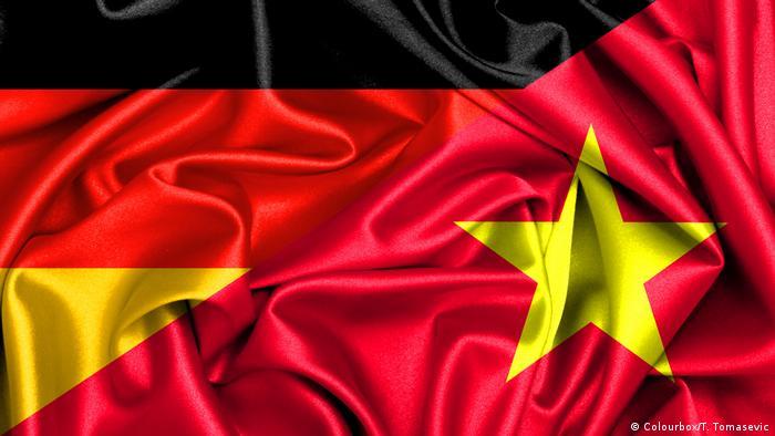 Symbolbild Deutschland-Vietnam