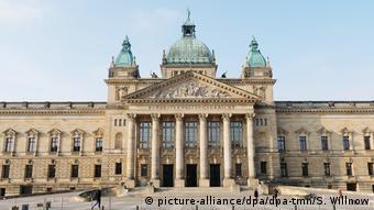 Федеральный административный суд в Лейпциге