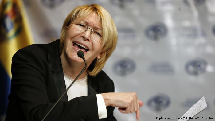 Luisa Ortega acusa a Maduro de desviar al menos 8 millones de dólares para Odebrecht