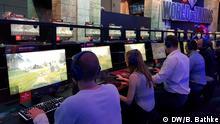 Deutschland Gamescom in Köln - World of Tanks