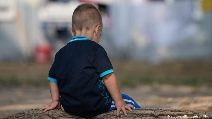 Deutschland unbegleitete Flüchtlinge Symbolbild
