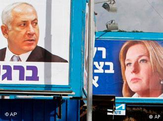 برندهی انتخابات اسراییل زیپی لیونی است، اما بنیامین نتانیاهو میخواهد دولت تشکیل دهد
