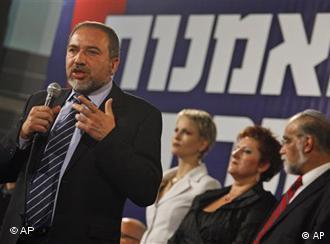 آویگدور لیبرمن، رهبر حزب ملیگرای افراطی «خانهی ما اسرائیل»