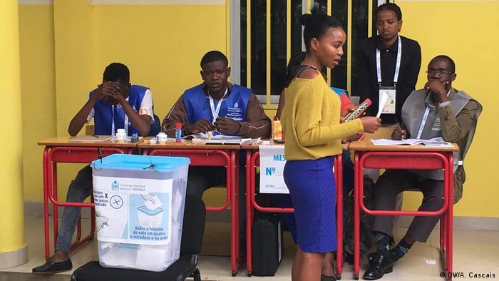 Angola Luanda Wahlen