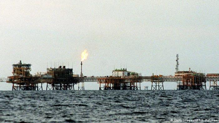 Brunei Offshore-Ölfeld (Getty Images/AFP/R. Rahman)