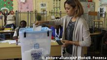 Angola Wahl