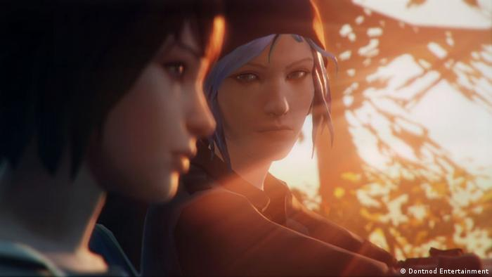 Screenshot from Life Is Strange (Dontnod Entertainment)