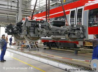 France's Alstom agrees to buy Bombardier's train division