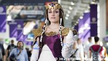 Köln Gamescom Cosplay