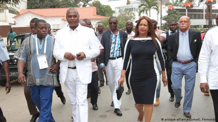 Angola Präsidentschaftswahlen Abel Chivukuvuku (picture-alliance/Zuma/L. Fernando)