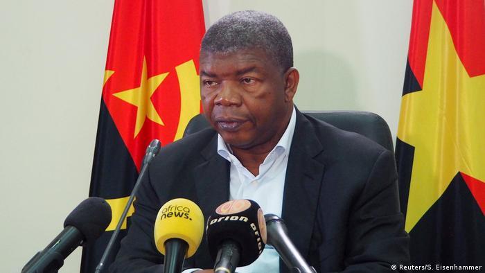 Angola Präsidentschaftswahlen Joao Lourenco