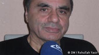 لطیف ناظمی، نویسنده افغان مقیم آلمان