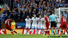 Champions League - Playoffs - Liverpool vs TSG 1899 Hoffenheim