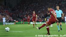 Champions League - Playoffs - Liverpool vs TSG 1899 Hoffenheim Can