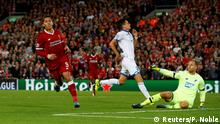Champions League - Playoffs - Liverpool vs. TSG 1899 Hoffenheim