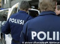 Полиция в Финляндии (фото из архива)