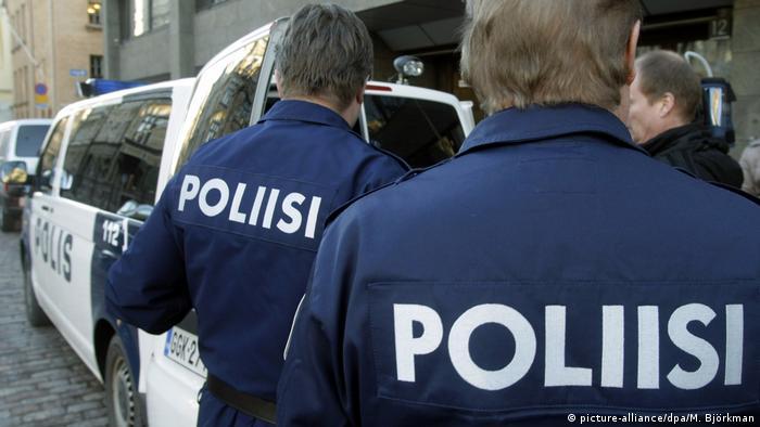 Finnish police (picture-alliance/dpa/M. Björkman)