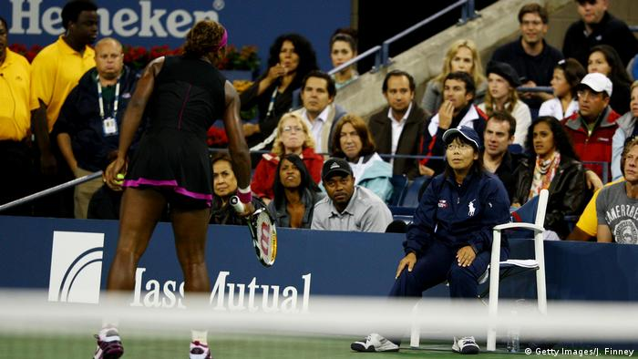 Tennis US Open 2009 Serena Williams (Getty Images/J. Finney)