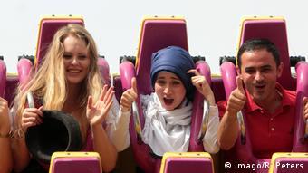 Символическое фото: интеграция мусульман в Германии