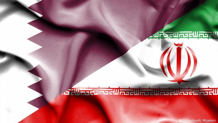 Symbolbild Katar und Iran (Colourbox/A. Mijatovic)