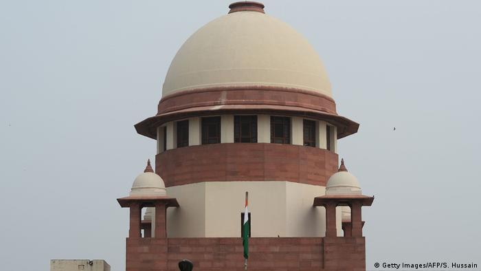 Indien Recht auf Privatsphäre- Oberster Gerichtshof