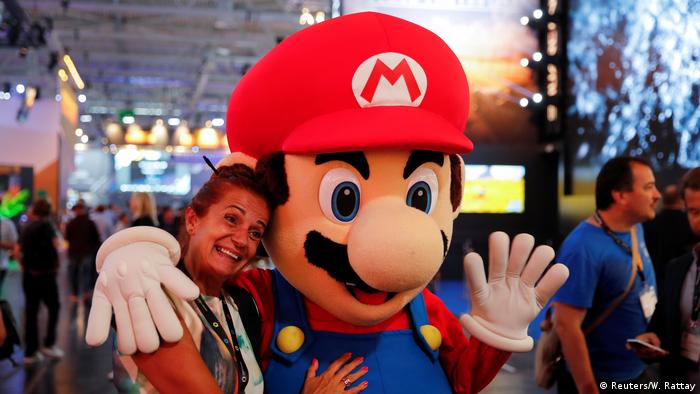 Germany's Gamescom 2017 in Cologne (Foto: Reuters/W. Rattay)