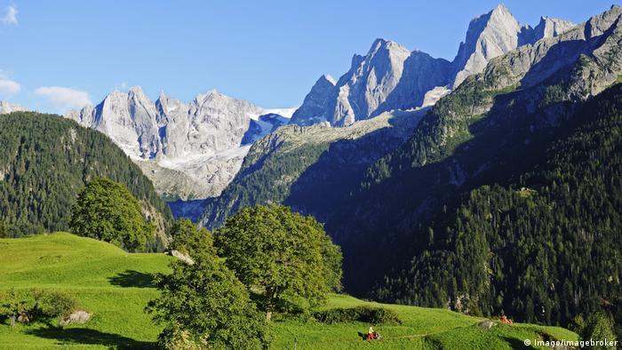 Schweiz Val Bondasca