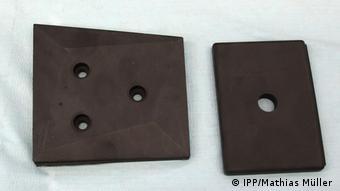 Kohlenstoffplatten für Kernfusionsexperiment Wendelstein (IPP/Mathias Müller )